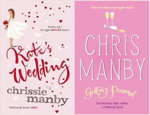 chrissie manby novels